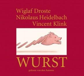 Wiglaf Droste - Wurst (Hörbuch) - 1CD