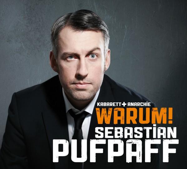 Sebastian Pufpaff - Warum! - 1CD