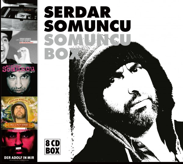 Serdar Somuncu - Somuncu Box - Download
