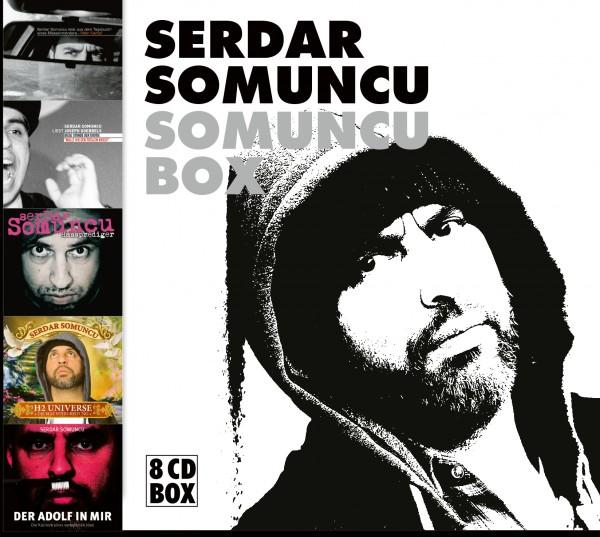 Serdar Somuncu - Somuncu Box - 8 CDs