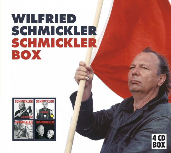 Wilfried Schmickler - Schmickler Box - 4CD