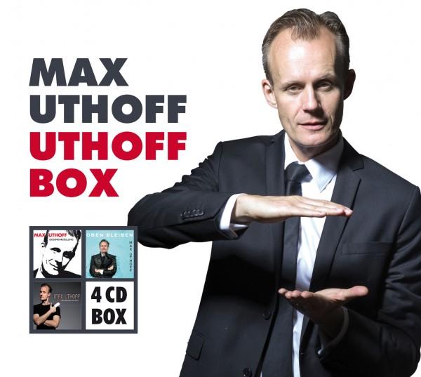 Max Uthoff Box 4CDs