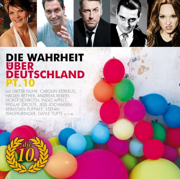 Die Wahrheit über Deutschland pt.10 - 1CD