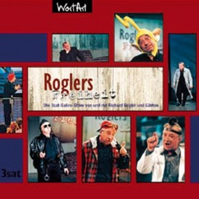 Richard Rogler - Roglers Freiheit - 1CD