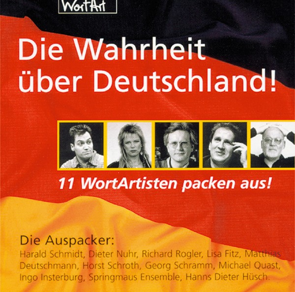 Die Wahrheit über Deutschland - 1CD