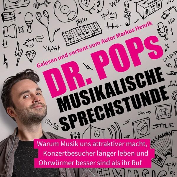 Dr. Pop - Musikalische Sprechstunde - 4CDs