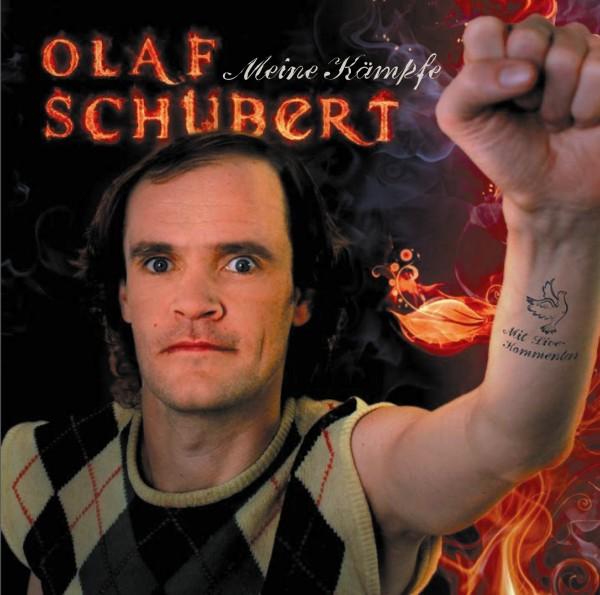 Olaf Schubert - Meine Kämpfe - 1CD