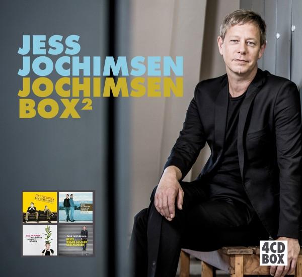 Jess Jochimsen - Jochimsen Box 2 - 4CDs