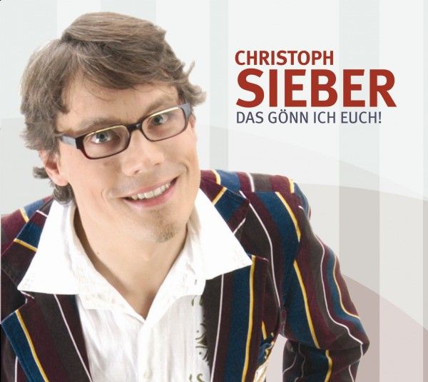 Christoph Sieber: Das gönn ich Euch! (CD) 1CD