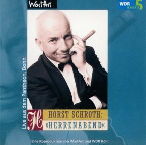 Horst Schroth: Herrenabend 1 CD
