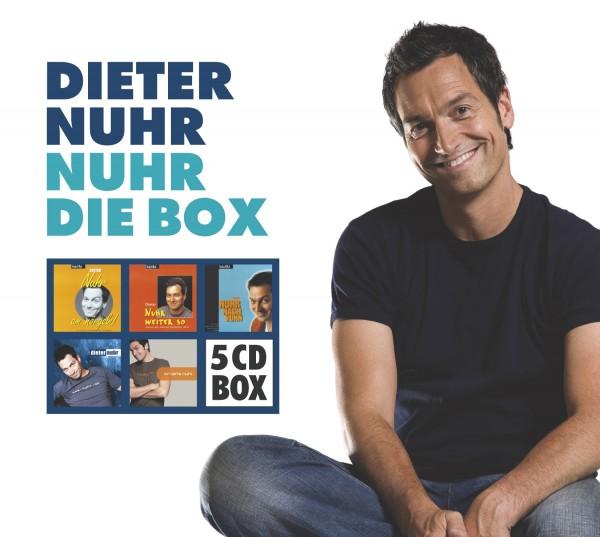 Dieter Nuhr - Nuhr die Box - Download