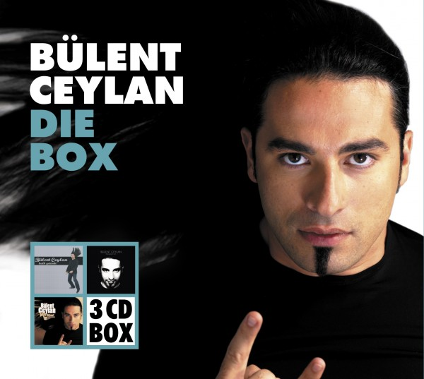 Bülent Ceylan - Die Box - 3CD