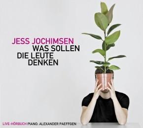 Jess Jochimsen Was sollen die Leute denken 1CD