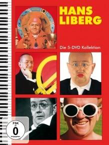 Hans Liberg 5 DVD Kollektion (DVD)