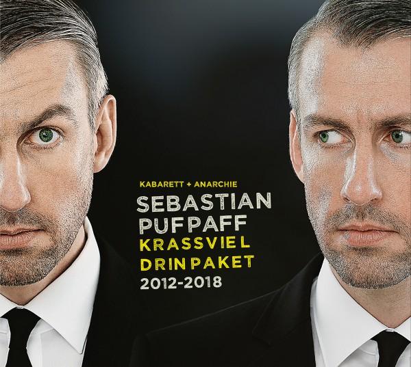 Sebastian Pufpaff - Das Krassvieldrinpaket 2012-2018 - 4 CD Box