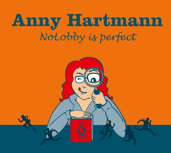 Anny Hartmann - NoLobby is perfect - 2CDs