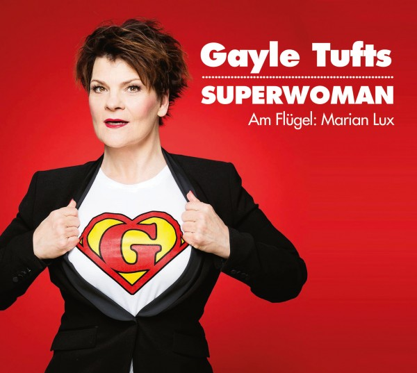 Gayle Tufts - Superwoman - 1CD
