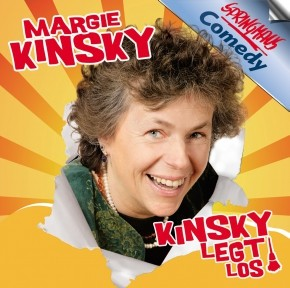 Margie Kinsky: Kinsky legt los! 1CD