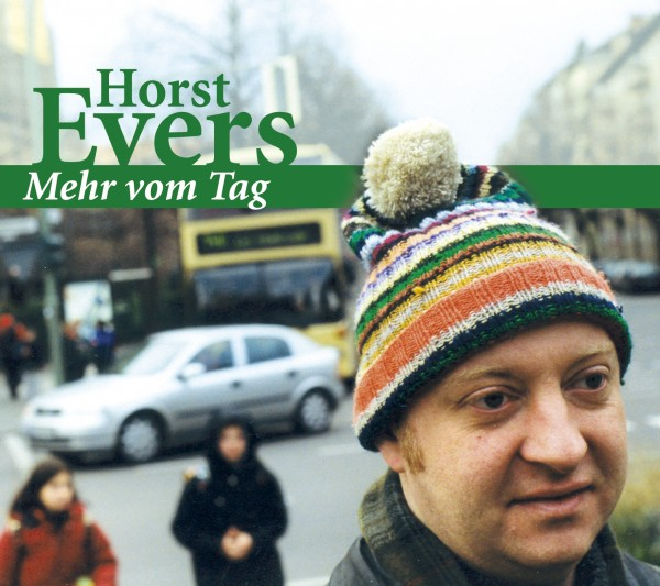 Horst Evers - Mehr vom Tag - 1CD