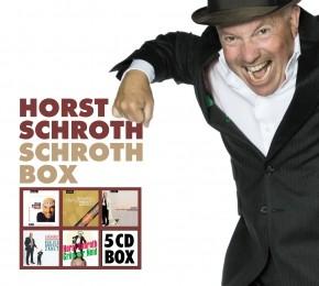 Horst Schroth: Schroth Box 5CDs