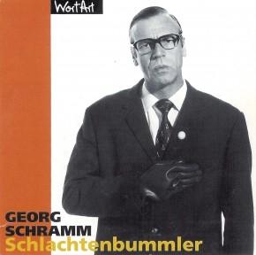 Georg Schramm Schlachtenbummler 1CD