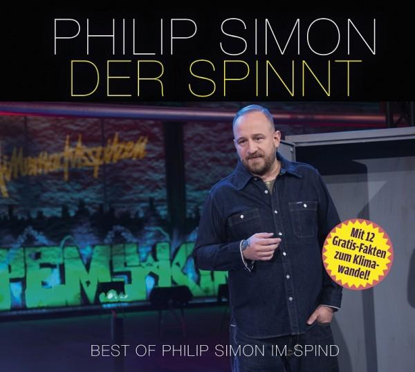 Philip Simon - Der spinnt - Best of Philip Simon im Spind - Download
