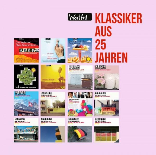 "25 Jahre WortArt ""Klassiker"" - 2CDs"