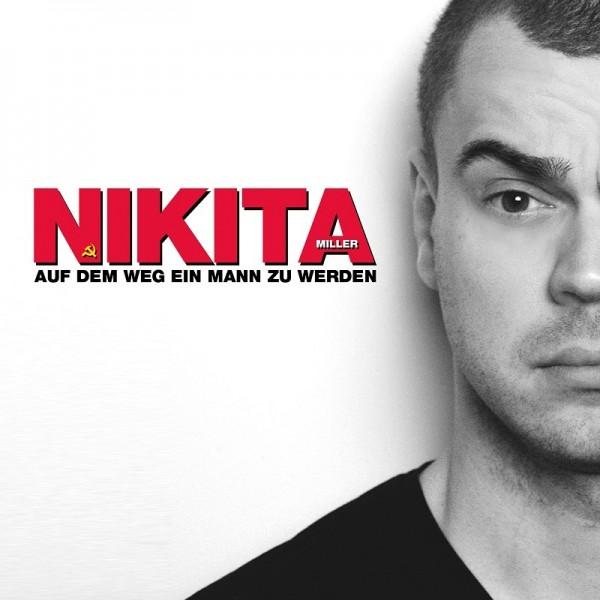 Nikita Miller - Auf dem Weg, ein Mann zu werden - 2CDs