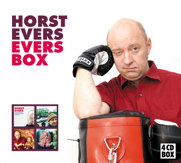 Horst Evers - Evers Box - 4CD