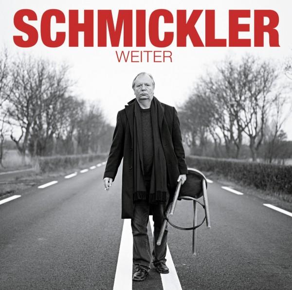 Wilfried Schmickler - Weiter - 1CD