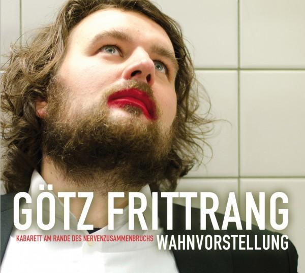 Götz Frittrang - Wahnvorstellung - 1CD