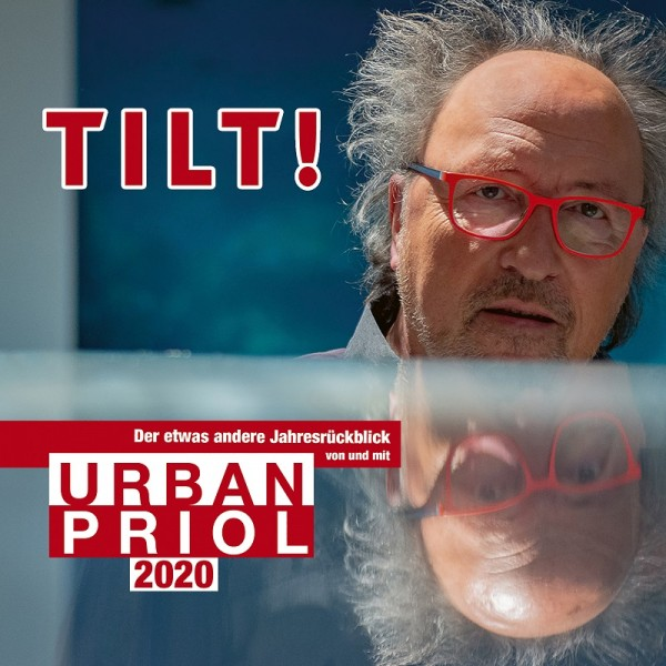 Urban Priol - Tilt! 2020 - 2CDs