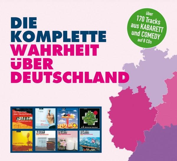 Die komplette Wahrheit über Deutschland - 8CD