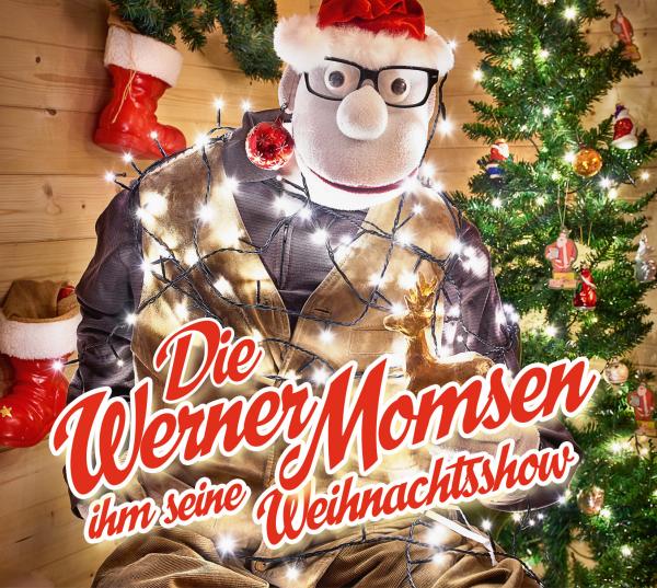 Werner Momsen - Die Werner Momsen ihm seine Weihnachtsshow - 1CD