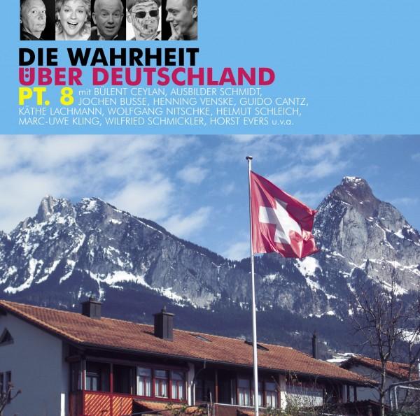 Die Wahrheit über Deutschland pt. 8 - 1CD