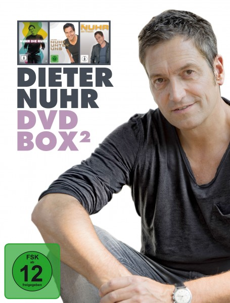 Dieter Nuhr DVD Box 2 - 3 DVDs