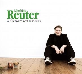 Matthias Reuter Auf schwarz sieht man alles 1CD