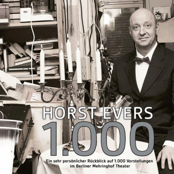 Horst Evers 1000 - 1CD limitierte Sonderedition