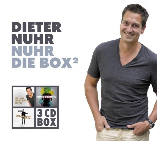 Dieter Nuhr - Nuhr die Box 2 - 3CD