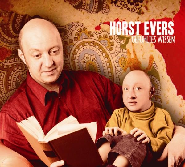 Horst Evers - Gefühltes Wissen - 1CD