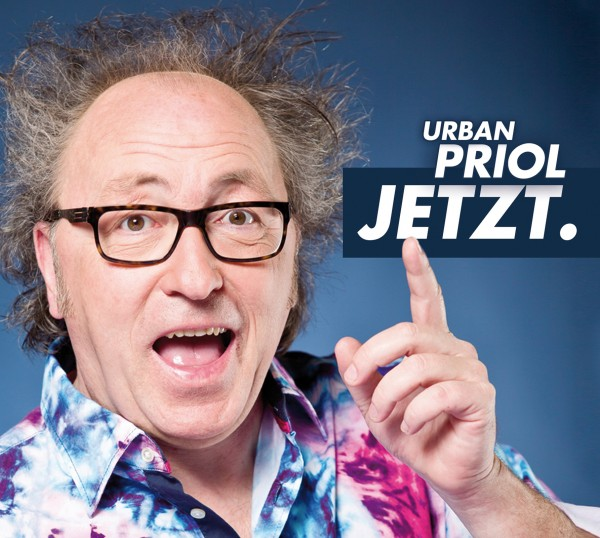 Urban Priol - Jetzt. - Download