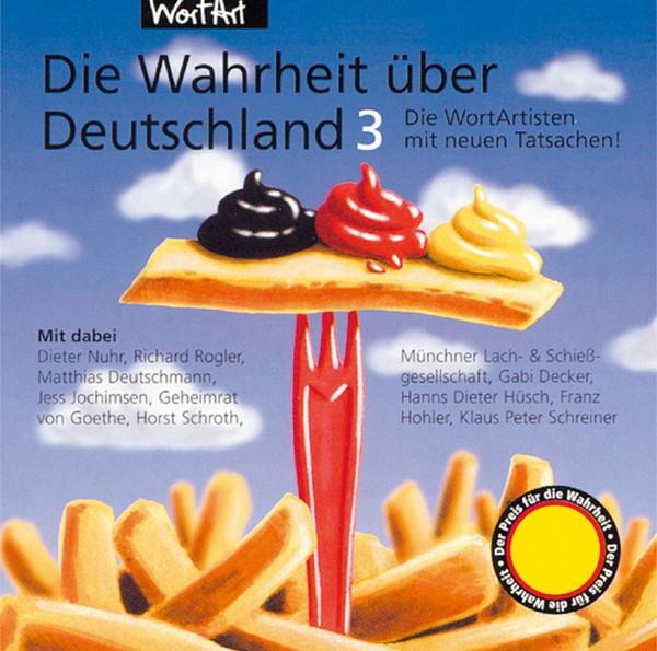 Die Wahrheit über Deutschland 3 - 1CD