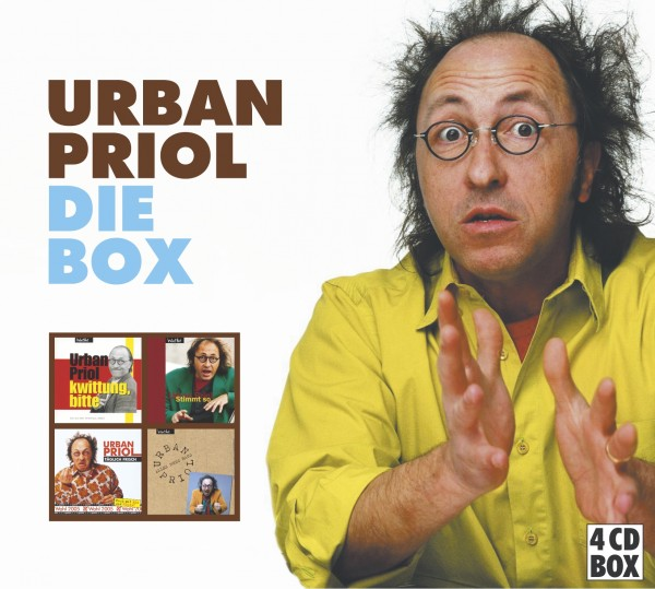 Urban Priol - Die Box - Download