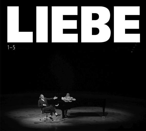 Hagen Rether Box Liebe 1-5 CD