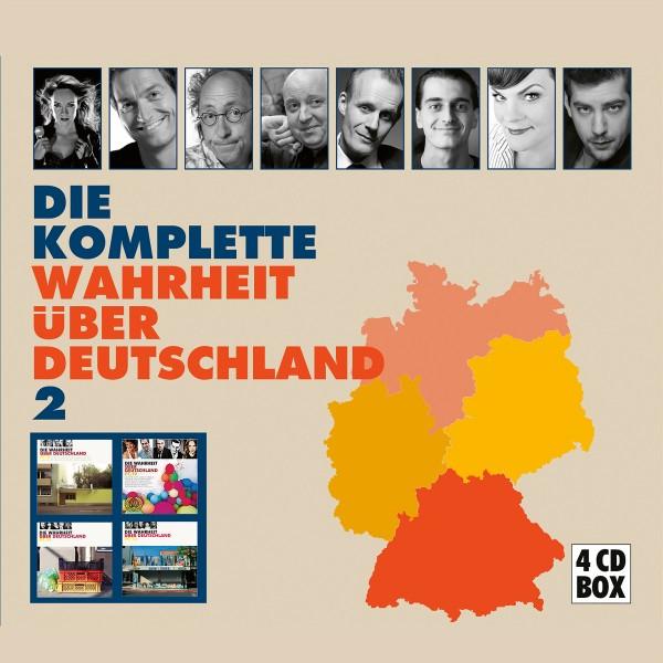 Die komplette Wahrheit über Deutschland Box 2 - 4CDs